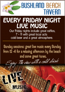 Live Music by the Beach