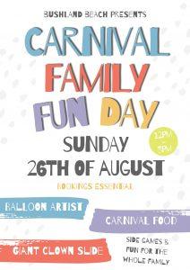 Carnival Family Fun Day
